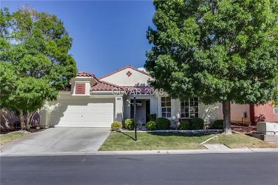 Las Vegas NV Single Family Home Under Contract - No Show: $285,000