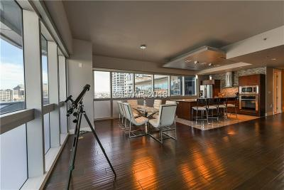 Las Vegas High Rise For Sale: 4471 Dean Martin Drive #810
