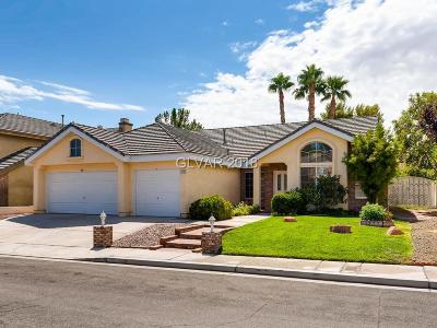 Single Family Home Under Contract - Show: 9729 Falling Star Avenue