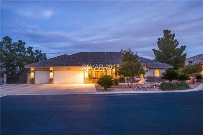 Las Vegas Single Family Home For Sale: 9509 Desert Crest Court