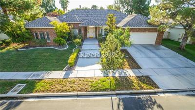 Henderson Single Family Home For Sale: 2302 Prometheus Court