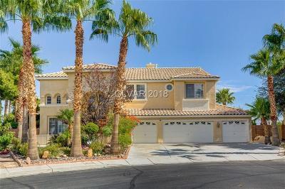 Single Family Home For Sale: 698 Kentons Run Avenue