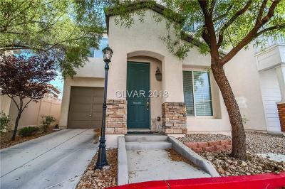 Single Family Home Under Contract - No Show: 10410 Amber Night Street