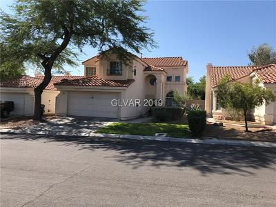 Single Family Home For Sale: 7641 Rockfield Drive