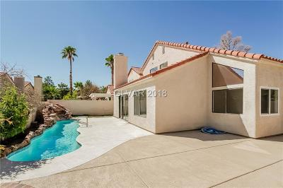 Henderson NV Single Family Home For Sale: $339,000