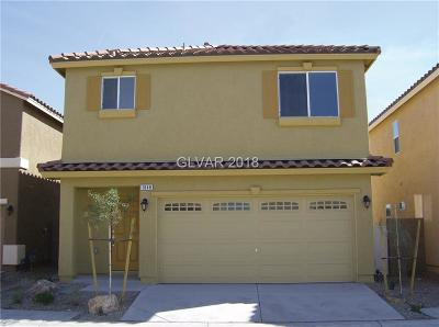 Las Vegas NV Single Family Home For Sale: $225,390