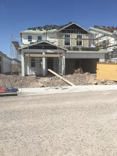 Henderson NV Single Family Home Under Contract - No Show: $413,764
