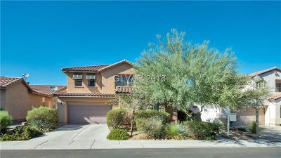 Las Vegas NV Single Family Home For Sale: $455,000