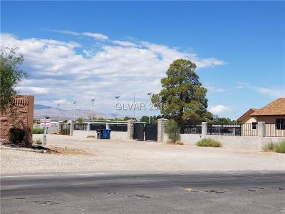 Boulder City, Henderson, Las Vegas, North Las Vegas Single Family Home For Sale: 7425 Torrey Pines Drive