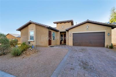 Las Vegas  Single Family Home For Sale: 2611 Early Sky Court