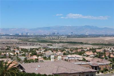 Henderson Residential Lots & Land For Sale: 1005 Feather Point Court