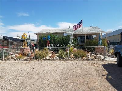 Las Vegas Single Family Home Under Contract - No Show: 5868 Dodd Street