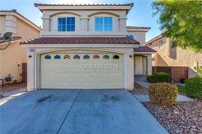 Las Vegas NV Single Family Home For Sale: $324,000