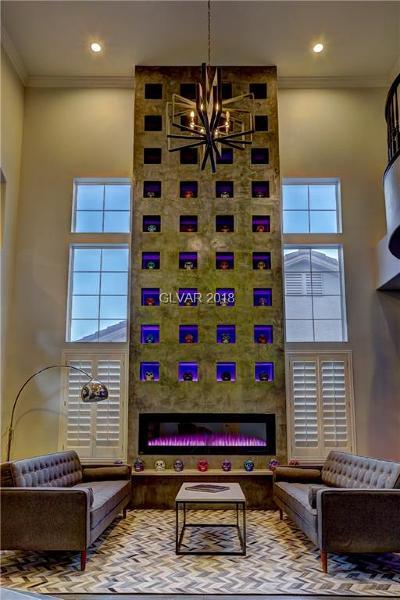 Las Vegas Single Family Home For Sale: 5423 San Florentine Avenue