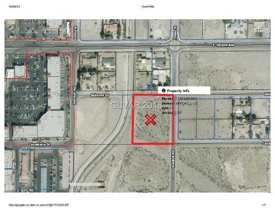 Henderson Residential Lots & Land For Sale: Goldhill