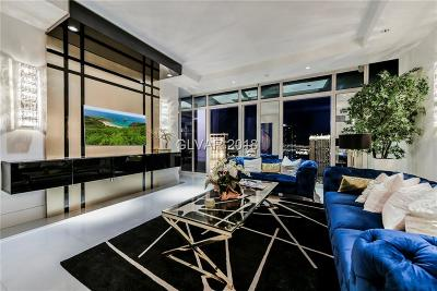 Resort Condo At Luxury Buildin High Rise For Sale: 3750 Las Vegas Boulevard #2508