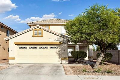Las Vegas Single Family Home For Sale: 6824 Rosinwood Street