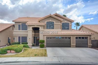 Las Vegas, North Las Vegas, Henderson Single Family Home For Sale: 215 Chettro Court