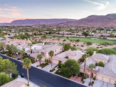 Red Rock Cntry Club At Summerl Single Family Home Under Contract - No Show: 2913 Soft Horizon Way
