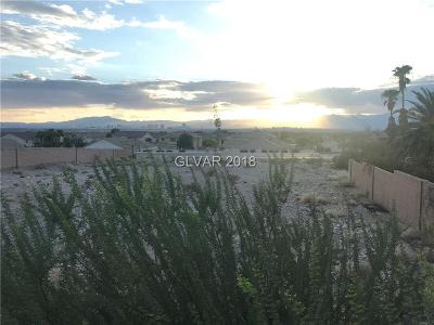 Las Vegas Residential Lots & Land Under Contract - Show