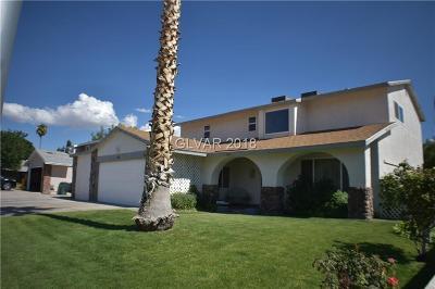 Boulder City Single Family Home For Sale: 1440 Sorrel Road