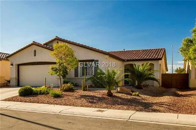 North Las Vegas NV Single Family Home Under Contract - No Show: $290,100