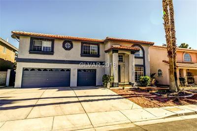 Single Family Home For Sale: 2829 Via Florentine Street
