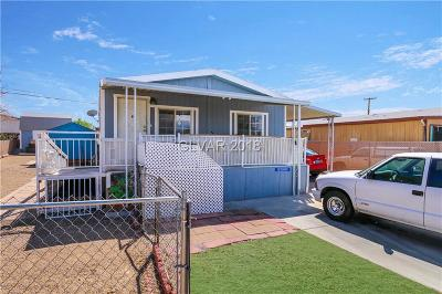 Henderson Single Family Home Under Contract - Show: 240 Navajo Drive