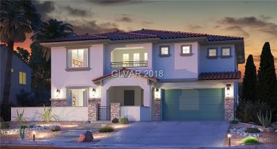 Las Vegas NV Single Family Home Under Contract - No Show: $713,891