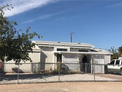 Las Vegas Manufactured Home For Sale: 2245 Glenwood Lane
