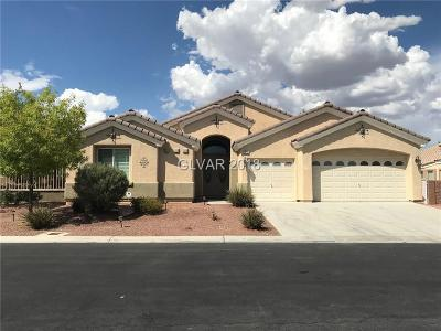 North Las Vegas Rental For Rent: 2816 Tanagrine Drive