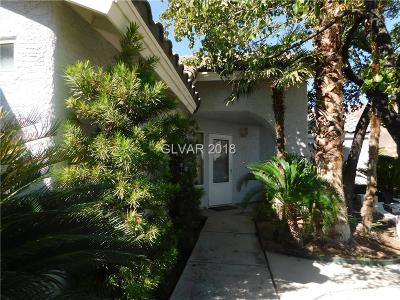 Single Family Home Under Contract - No Show: 801 Sun Bridge Lane