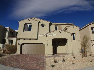 Las Vegas NV Single Family Home For Sale: $400,090