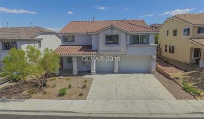 Las Vegas, North Las Vegas, Henderson Single Family Home For Sale: 230 Lynbrook Street