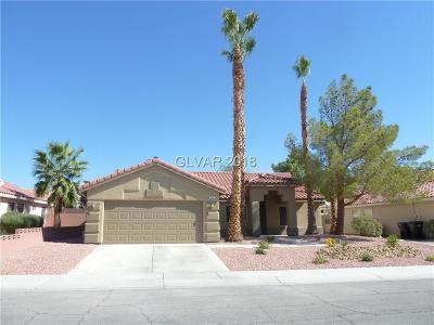 North Las Vegas Single Family Home For Sale: 512 Casa Del Norte Drive