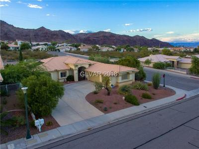 Boulder City Single Family Home For Sale: 622 Valencia Drive