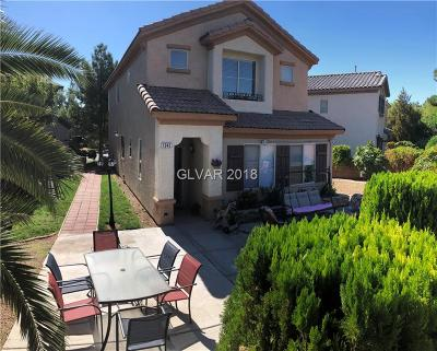 Single Family Home For Sale: 1345 Paseo Granada Street