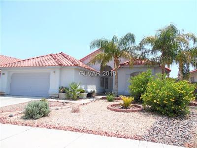 North Las Vegas Single Family Home For Sale: 4436 Socrates Street
