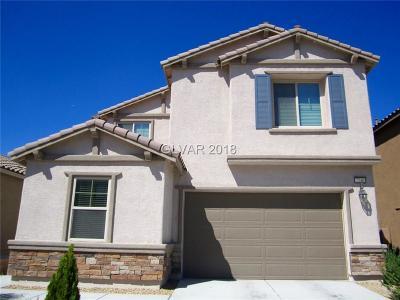 Single Family Home For Sale: 7246 Spring Flower Avenue
