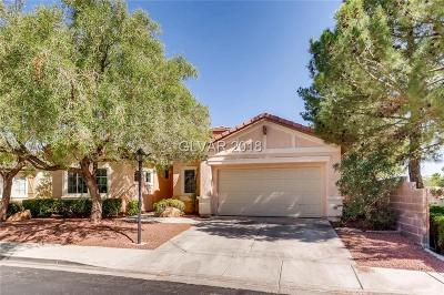 Las Vegas Single Family Home For Sale: 152 Torchwood Lane