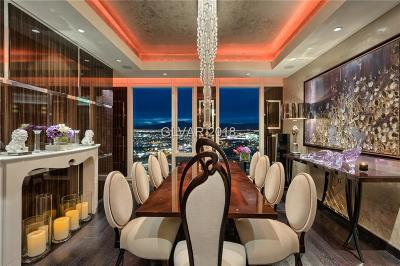 Resort Condo At Luxury Buildin High Rise For Sale: 3750 Las Vegas Boulevard #4107