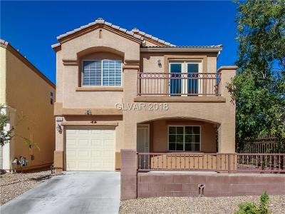 Las Vegas NV Single Family Home For Sale: $231,000