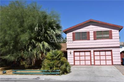 Las Vegas Single Family Home For Sale: 4042 Avonwood Avenue
