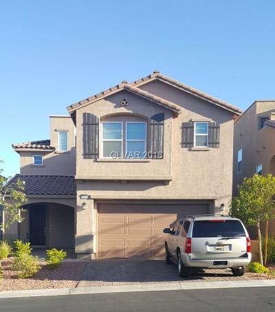Single Family Home For Sale: 10435 Prairie Mountain Avenue