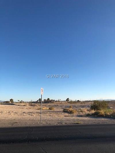 North Las Vegas Residential Lots & Land For Sale: Piper
