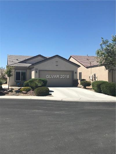 North Las Vegas Single Family Home Under Contract - No Show: 3213 Flyway Court