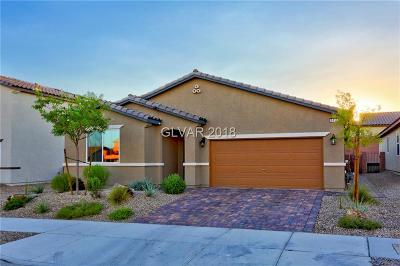 North Las Vegas Single Family Home Under Contract - No Show: 5125 Lawrence Street