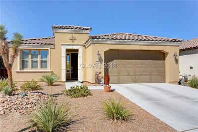 North Las Vegas Single Family Home For Sale: 3752 Greenbriar Bluff Avenue