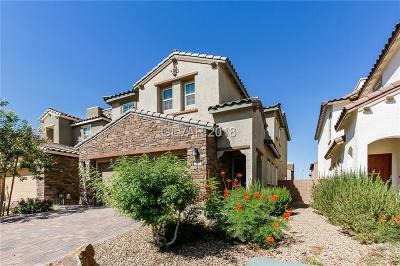 Henderson Single Family Home For Sale: 387 Ambitious Street