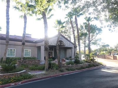 Condo/Townhouse For Sale: 9325 Desert Inn Road #239